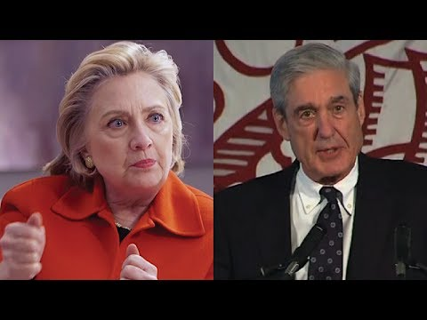 CROOKED INTENTIONS: LOOK WHAT HILLARY CLINTON AND MUELLER GOT CAUGHT TEAMING UP TO DO