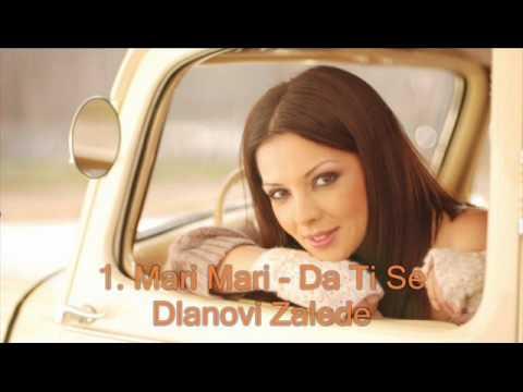Mari Mari - Da Ti Se Dlanovi Zalede with lyrics