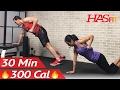30 Min Beginner Strength Training for Beginners Workout - Weight Lifting Dumbbell Workouts Women Men