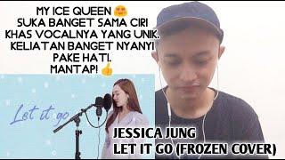 JESSICA JUNG - LET IT GO (FROZEN COVER) | Cuap Cuap Lagu