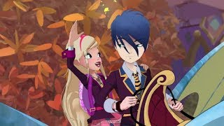 Regal Academy, l'Académie Royale | Dragon gargouille | NICKELODEON JUNIOR