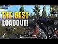 The BEST LOADOUT! (M416 + AWM) | 20 Kills FPP Solo VS Squad | PUBG Mobile