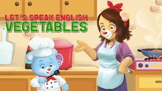 Let's Speak English - Vegetables