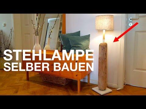 Lampe Aus Treibholz Selber Bauen Upcycling Projekt Aus Alten