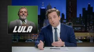 GREGNEWS com Gregório Duvivier | Lula e a Conciliação