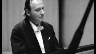 Jörg Demus: Italian Concerto in F major, BWV 971 - Second Movement (Bach)
