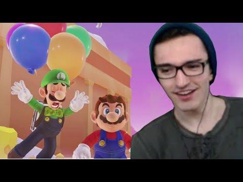 Speedrunner Plays Luigi's Balloon World for the First Time