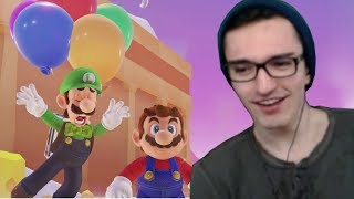 Speedrunner Plays Luigi's Balloon World for the First Time