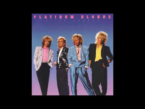 Platinum Blonde ‎- Alien Shores [1985 full album]