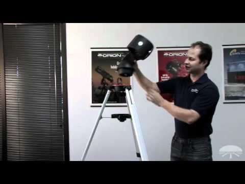 How To Assemble the Orion StarSeeker 130mm GoTo Reflector Telescope
