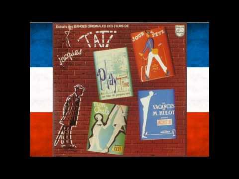 Jacques Tati - Soundtrack Music from 'Jour de Fête'