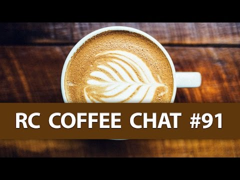 ☕ RC Coffee Chat #91 - The Whopping 4D8 Flying Wing Pinup