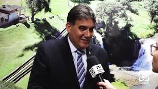 Zé Fernandes homenageia veículo de imprensa da cidade