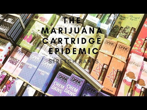 The Marijuana Cartridge Epidemic