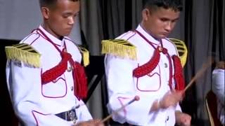 """TWO IMPS, Xylophone Solo""- Nepal Police School of Music"