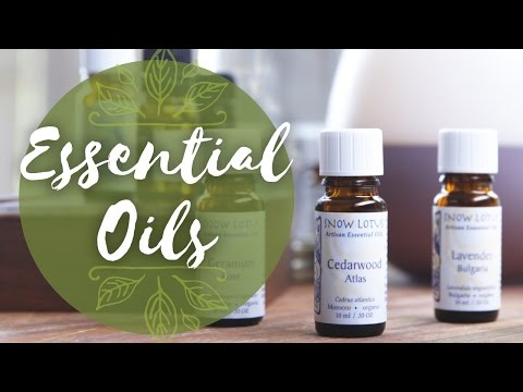 """Essential Oils for Sleep, Stress and Hormonal Imbalance """"From The Inside Out"""""""