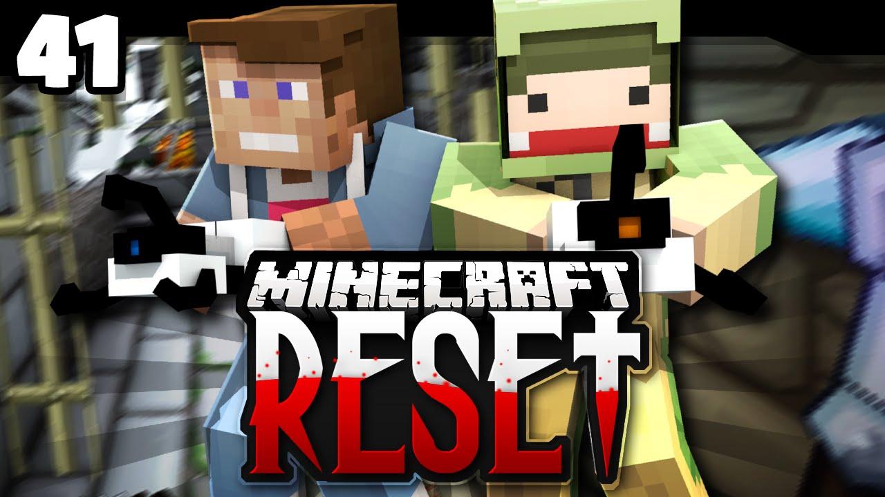 Minecraft Reset 41 Creeper Zerstört Das End Portal Unge Dner