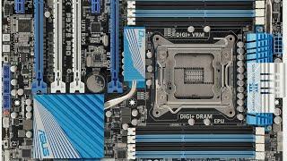 Asus P9X79 Deluxe. Не держит настройки BIOS. Замена чипсета