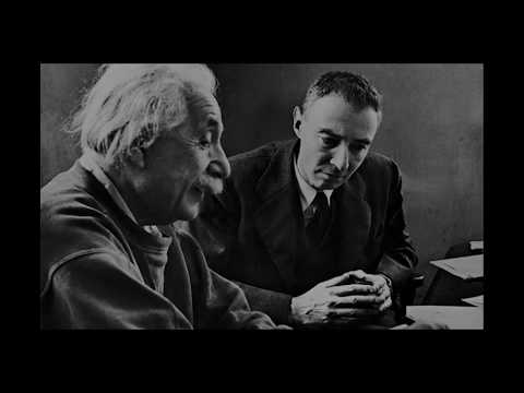 Atom Bombasının Mucidi : Robert Oppenheimer