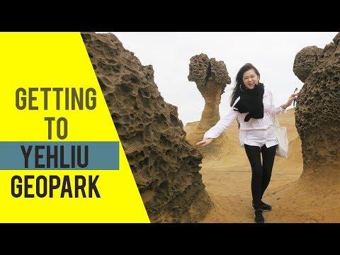 TAIWAN EP 6 : HOW TO GET TO YEHLIU (5/5!) | 野柳地质公园