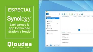 Especial Download Station en Servidor NAS Synology