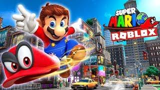 SUPER MARIO ROBLOX !!