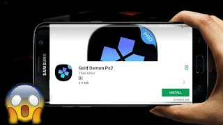 Gold Damon Ps2 Pro Emualter Launched On Play Store???