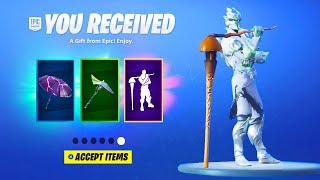 RECEIVE YOUR 6 FREE ITEMS TODAY! *Collect Now*