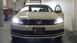 Headlight Bulb Low//High OE Replacement Fits Listed Audi /& VW Volkswagen 9003