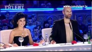 Credance   Česko Slovensko má talent 2011