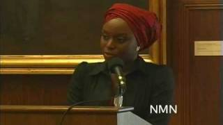 Part 2 Author Chimamanda Ngozi Adichie Speaking at Harvard