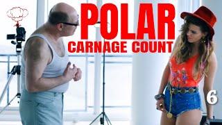 Polar (2019) Carnage Count