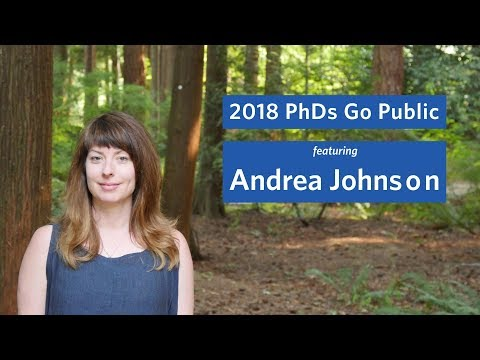 2018 Ps Go Public: Andrea Johnson