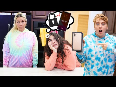 LAST TO USE THEIR IPHONES WINS THE IPHONE 11 PRO MAX!