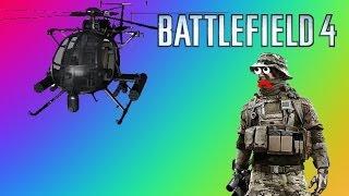 Battlefield 4 Приколы Онлайн - Шелковый Путь, Месть Снайпера, Глюченые Дыры, Танк Дурачок