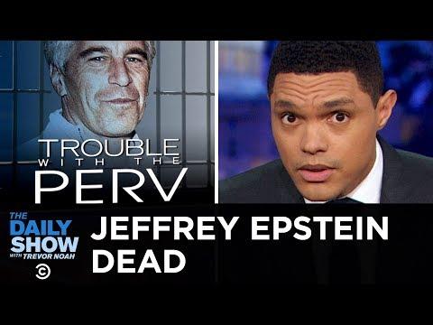 Jeffrey Epstein's Death & America's Prison Problem | The Daily Show