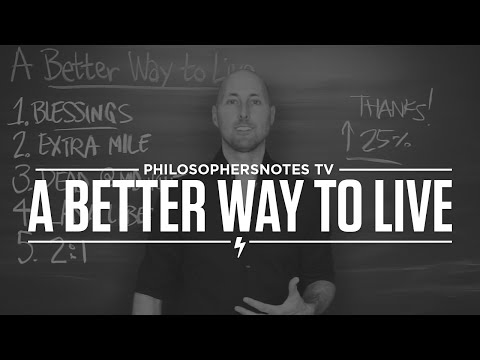 PNTV: A Better Way to Live by Og Mandino