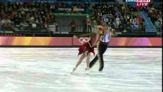 NAVKA & KOSTOMAROV 2006 Olympics Dance FD