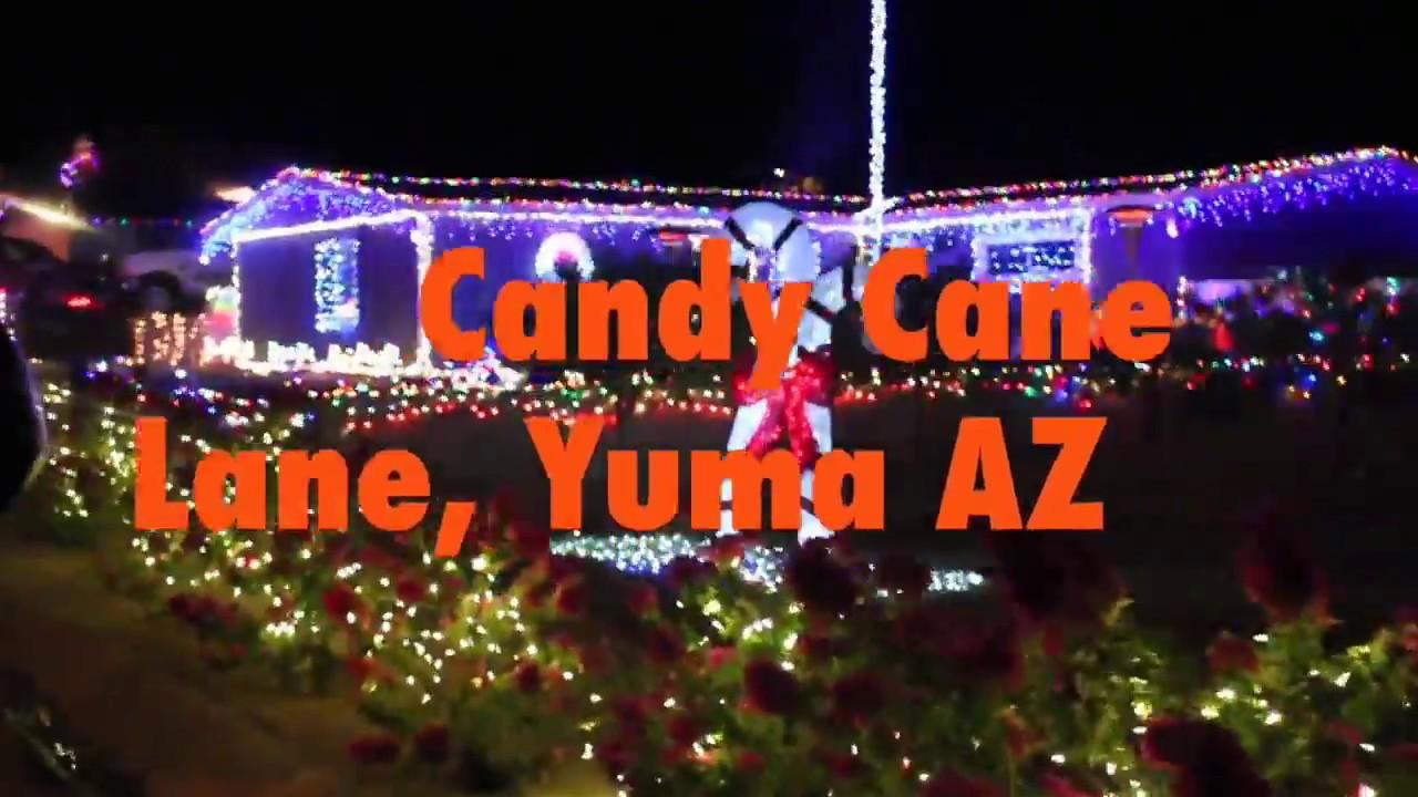 candy cane lane yuma az 2017 easylifecuisine random videos