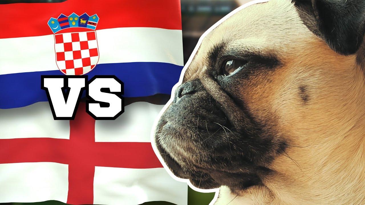 Kroatien Gegen England