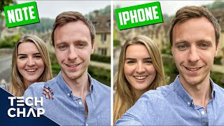 Samsung Galaxy Note 20 Ultra vs iPhone 11 Pro Max - CAMERA Comparison! | The Tech Chap