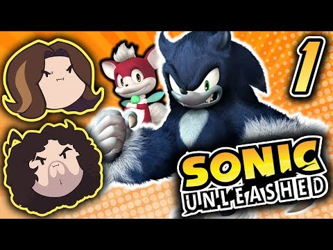 Sonic Unleashed: Happy Super Early Father's Day - PART 1 - Game Grumps