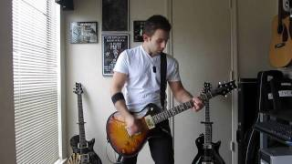 Alter Bridge - Open Your Eyes (guitar cover WITH SOLO)