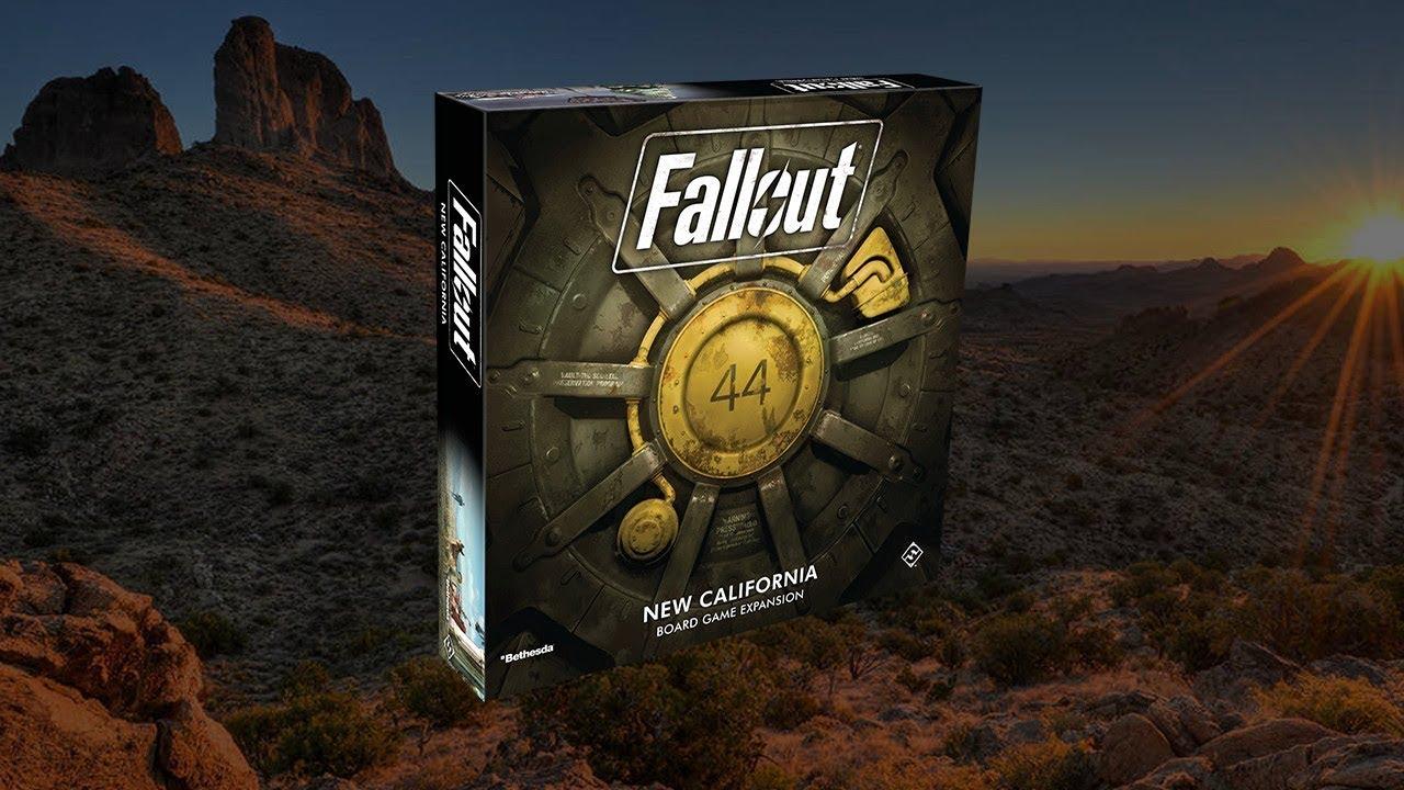 fallout new california board game