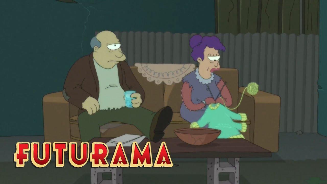 Download FUTURAMA   Season 9, Episode 5: Till 40th Do Us Part   SYFY