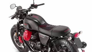 2019 Moto Guzzi V7 III Carbon Dark - CLUB Motorcycle