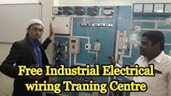 Industrial electrical wiring Traning centre in Kolkata