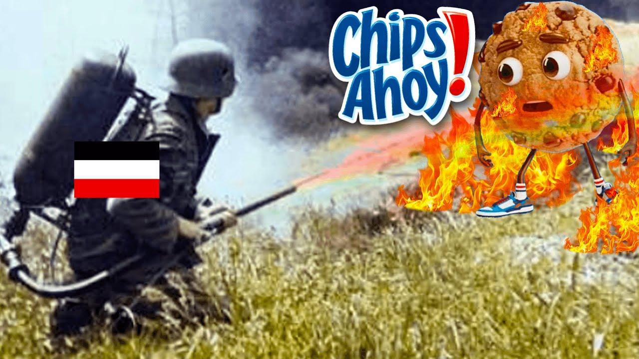 Germans React to Cringe Chips Ahoy Ads