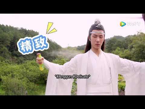 Repeat The Untamed BTS [Ketelitian LanZhan] | 陈情令 | WeTV