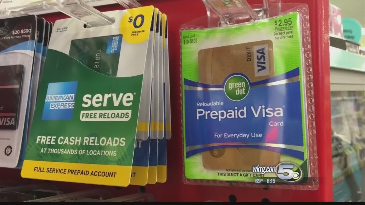 Scam Buster: Why Scammers Love Green Dot Cards